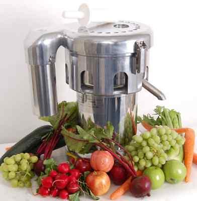 Professional Commercial Juice Extractor Vegetable Juicer Uniworld 750w