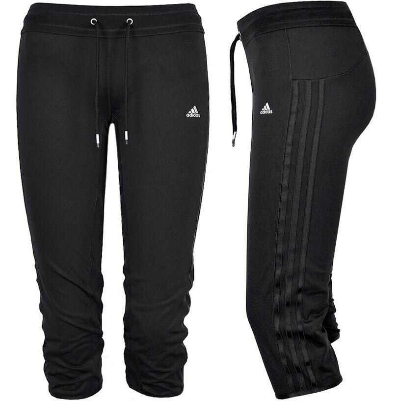 622b564b111139 ... CT 3 4 Pant Damen Laufhose Trainingshose Pump Hose Legging Shorts  schwarz