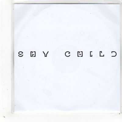 Shy Child - Criss Cross (Single) - 2009 CD - Wall of - Wall Of Crosses
