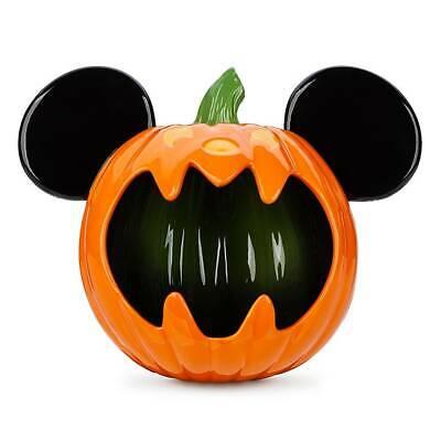 Disney Mickey Maus Jack-O' -lantern Halloween Candy Schale Neu
