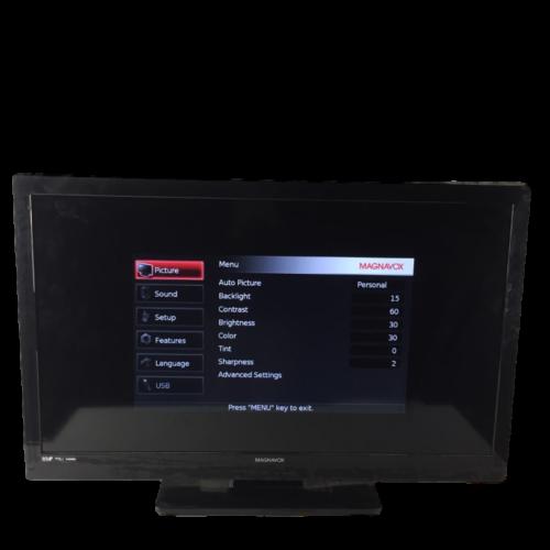 "GASTONIA, NC || 39"" MAGNAVOX 1080p LCD Widescreen TV  Model # 39MF412B/F7 HDMI"