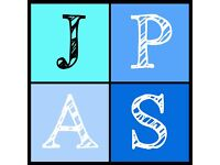 J P Accountancy Services. We are currently promoting our Bookkeeping Service.