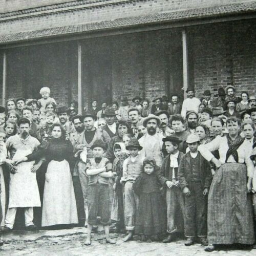 IMMIGRANTS TO AMERICA LISTS 9000 Historical Genealogy Records