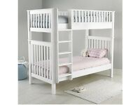 White Company Bunk Bed - converts into two single beds