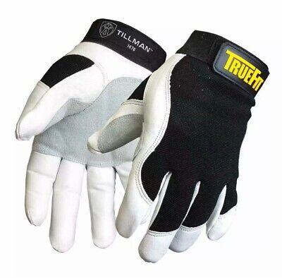 Tillman 1470 Truefit Premium Top Grain Goatskin Performance Gloves Large