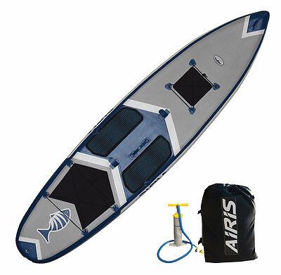 Sale! Airis Hardtop SUV 11 Inflatable Standup Paddle Board w/RigiDeck.