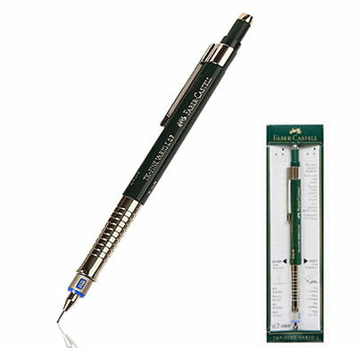 Genuine [Faber-Castell] TK Fine Vario L drafting mechanical pencil 0.7mm