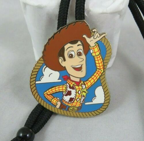 Disney Pin Bolo Lanyard - Cast Exclusive - Woody - Toy Story