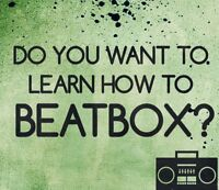 Professional Beatboxing Lessons