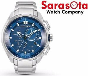 Citizen Eco Drive Proximity BZ1021-54L Stainless Steel Bluetooth Men's Watch
