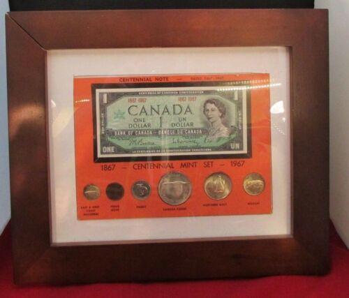 1967 Canada Centennial Mint Set