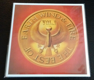 Earth, Wind & Fire The Best of EWF Vol. 1 2011 Columbia 5