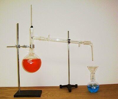 Simple Batch Distillation Apparatus