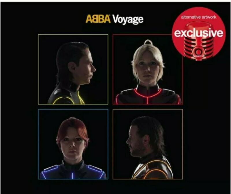 ABBA - Voyage CD Limited Target Exclusive CD - Release & Ship On 11/5/2021