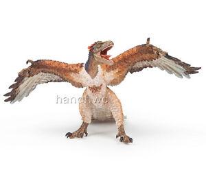 Papo 55034 Archaeopteryx Feathered Dinosaur Model Toy Replica - NIP