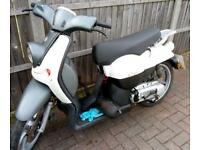 50cc 2stroke 2009 moped benelli Pepe project please read