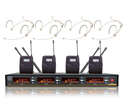 Best Wireless Headworn Microphone For Church, Diversity Pro Performance