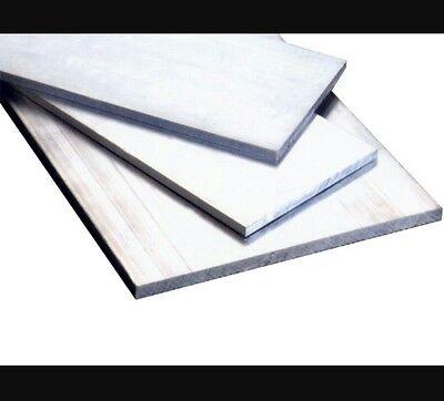 14 .250 Aluminum Sheet Plate 6061 12 X 12