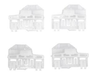 Alero Window Regulator Clips Pontiac Grand AM A4 Passat Front Left Right 4xClips