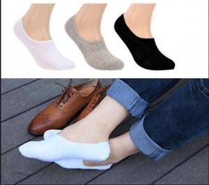 Low cut, invisible anti-slip socks(Unisex)- 5 Pairs
