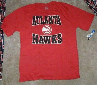 NEW NBA Atlanta Hawks Basketball T Shirt Youth Boys XL 18 NEW NWT