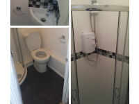 Nice size bright single room & new ENSUITE double room near Lidl, off street parking, WiFi - Harlow