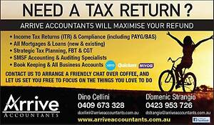 Arrive Accountants Abbotsford Yarra Area Preview