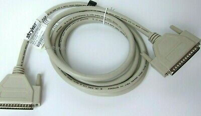 Stryker 3001-990-100 - Db37 M-m Hospital Bed Communication Cable - Brand New