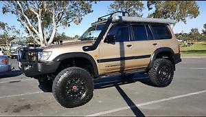 2000 Nissan Patrol Wagon Mannum Mid Murray Preview
