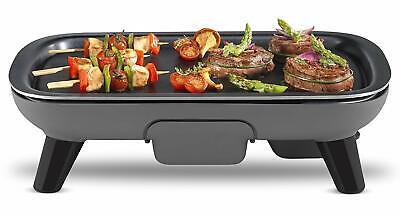 Tefal Thermospot CB657B01 Plancha de Cocina, Potencia 2400W Termostato Regulable
