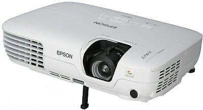Epson EB-X7 HOME CINEMA PROJECTOR 2200 LUMENS NEW LAMP 5000 HOURS