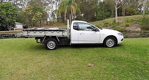 $56 P/Week EcoLPi Gas LPG NO DEPOSIT FINANCE 2013 Falcon Ute Worongary Gold Coast City Preview