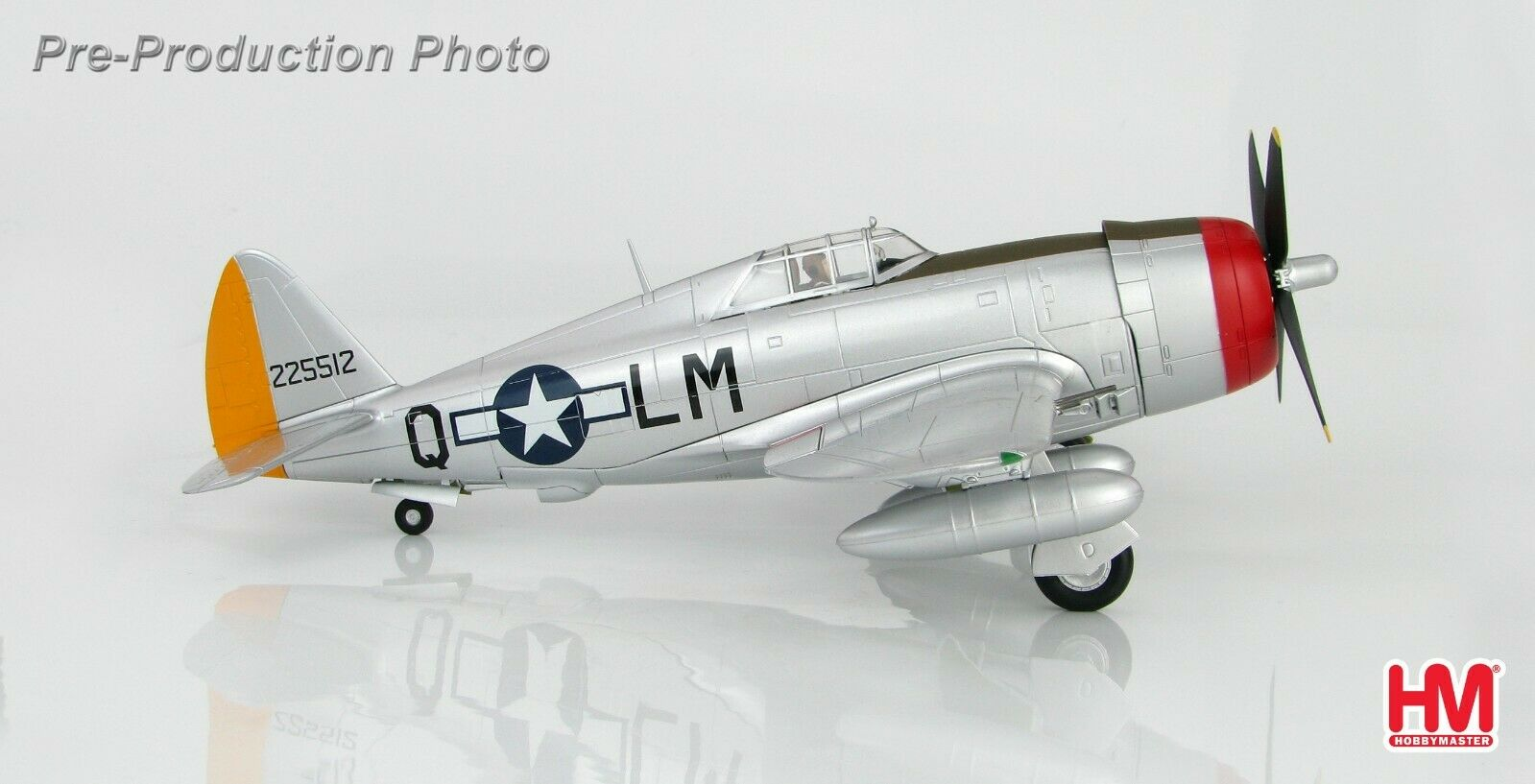 Hobby Master HA8455, P-47D Thunderbolt
