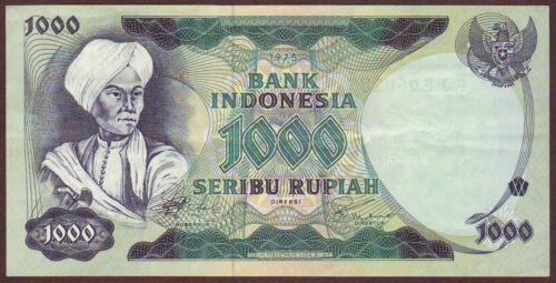 INDONESIA  1000 Rupiah  1975