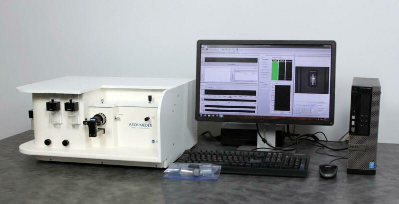 Malvern Archimedes Particle Metrology System with PC and Software
