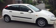 2003 Ford Focus hatchback  Conder Tuggeranong Preview