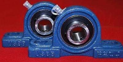 Pcs 21-34 Pillow Block Bearingucp209-28 Bearing Unit With Solid Foot 2v41
