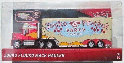 ++ Disney Pixar Cars - Jocko Flocko Mack Hauler Hauler