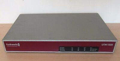 Funkwerk UTM 1500 4-Port 100 Mbps Funk Router (5510000015)