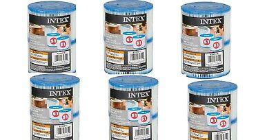 Filterkartusche S1 Spa 12 Stück für Intex Whirlpool INTEX 29001 Filter NEU