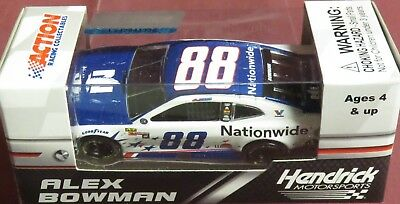 BRAND NEW 164 ACTION 2018 CAMARO ZL1, #88, NATIONWIDE PATRIOTIC, ALEX BOWMAN