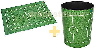 orb+Schreibunterlage, 1A-Design TOP-Qualität für Fußballfans (Fußball-feld Papier)