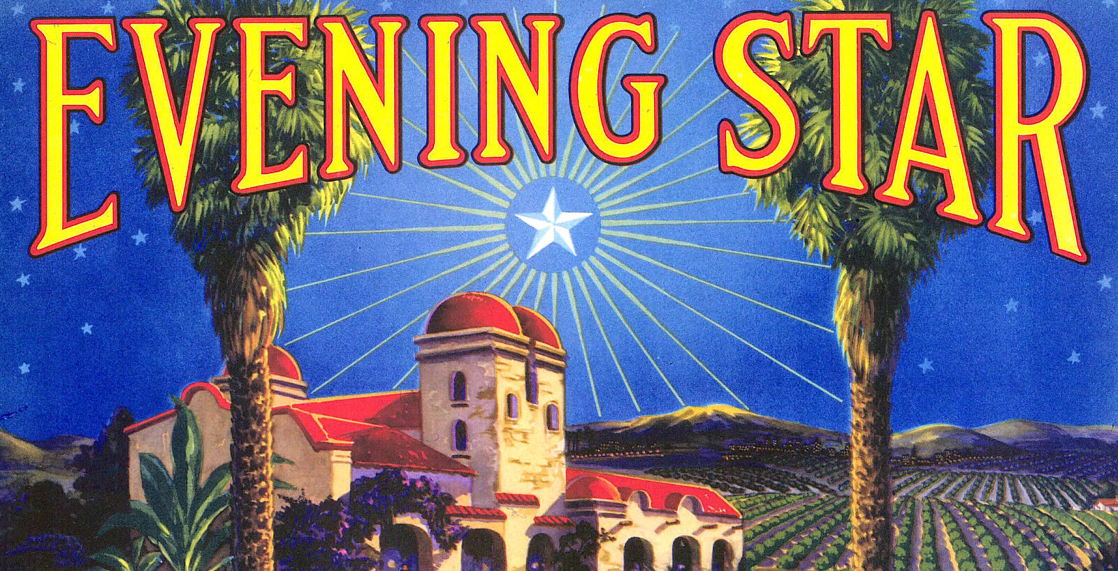 Evening Star Magnets