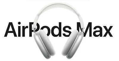 Apple AirPods Max (2020 Model) Silver (over-ear headphone) - Livré avant Noel