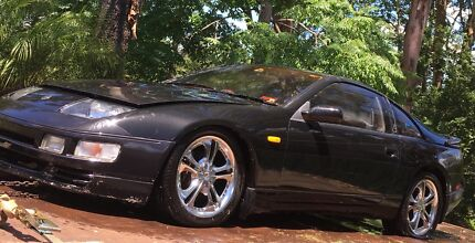 300zx non turbo auto for sale 2 seater.  Withcott Lockyer Valley Preview