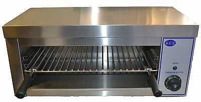 Super Sale  New 61cm Wide Electric Salamander Grill Toaster. With Free Delivery