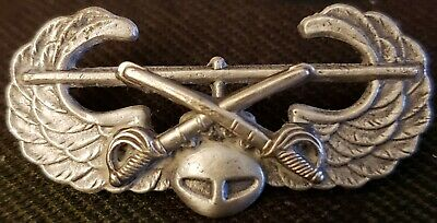 Air Assault Cavalry Wing Badge Military US Army 101st Airborne Cav Insignia -