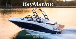 Sea Ray Boat Bowrider SPX 190