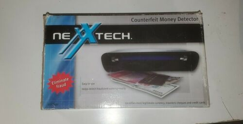 Nexxtech 611500 counterfeit money detector