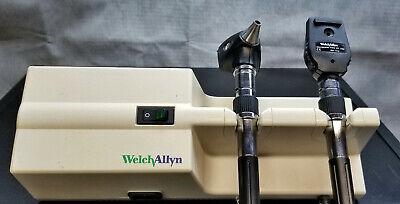 Welch Allyn 767 Series Otoscope Opthalmoscope Wall Transformer
